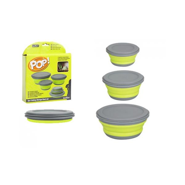 Pop! 3pc Bowl Set
