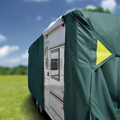 Caravan covers: get ready for winter - Winchester Caravans