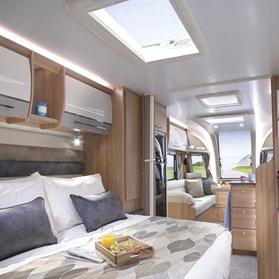 Caravan layout - what's right for you? - Winchester Caravans