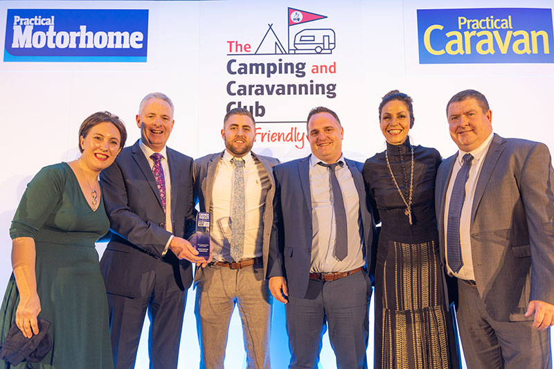 Best Supplying Dealer of New Caravans 2020 - Winchester Caravans and Motorhomes
