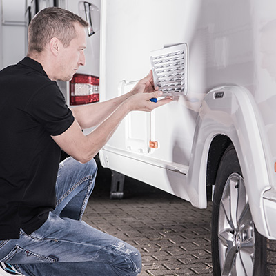 Adding motorhome servicing to our repertoire - Winchester Caravans and Motorhomes