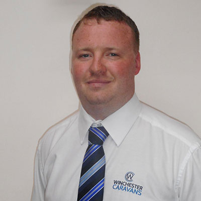 Meet the team: Pete Southwood, Sales Executive - Winchester Caravans and Motorhomes