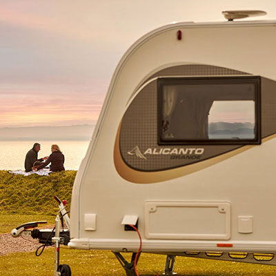 Top 10 tips for first-time caravanners