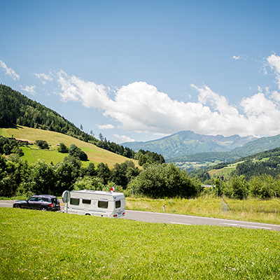 The caravanning lifestyle
