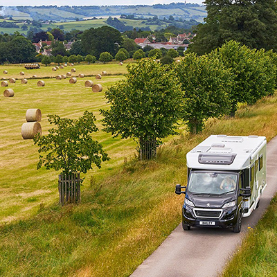 Your guide to buying a new Bailey motorhome