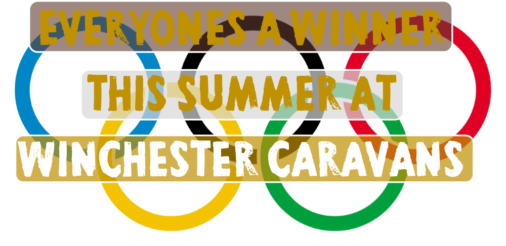 Everyones a winner this summer at Winchester Caravans