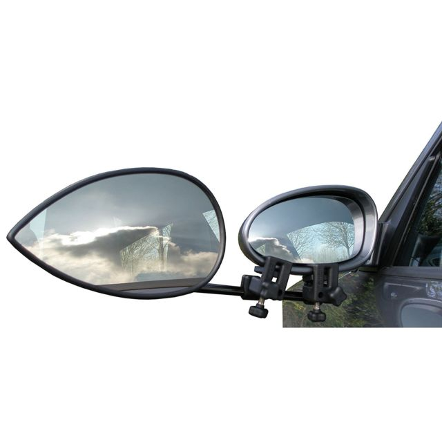 Aero 3 Towing Mirror (Convex Glass)