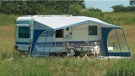 From 350.00. The Isabella Sun Blue canopy ... & Isabella Sun Blue 962 Sun Canopy | Winchester Caravans