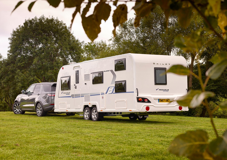 New Bailey Caravans | Winchester Caravans