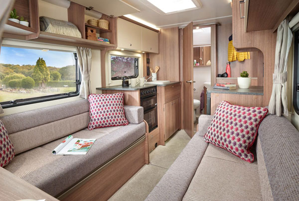 New and pre-owned caravans, awnings and accessories on the