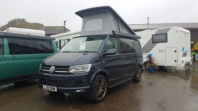2019 VW Campervan Portofino SWB - Starlight Blue (DSG)