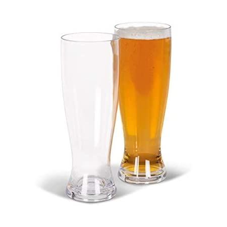 Kampa 660ml Beer Glass x2