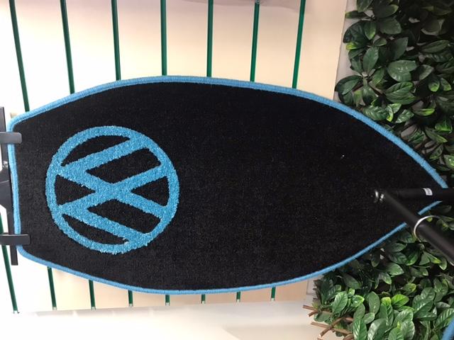 Surfboard VW Rug