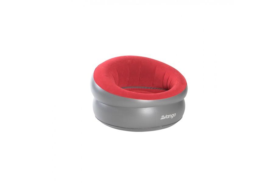Vango Inflatable Donut Flocked Chair