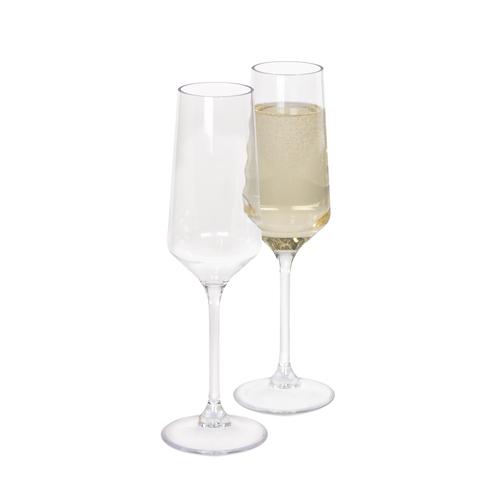 Soho Champagne Flute 2pc