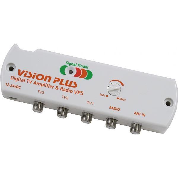 Digital TV Amplifier & Signal Finder VP5