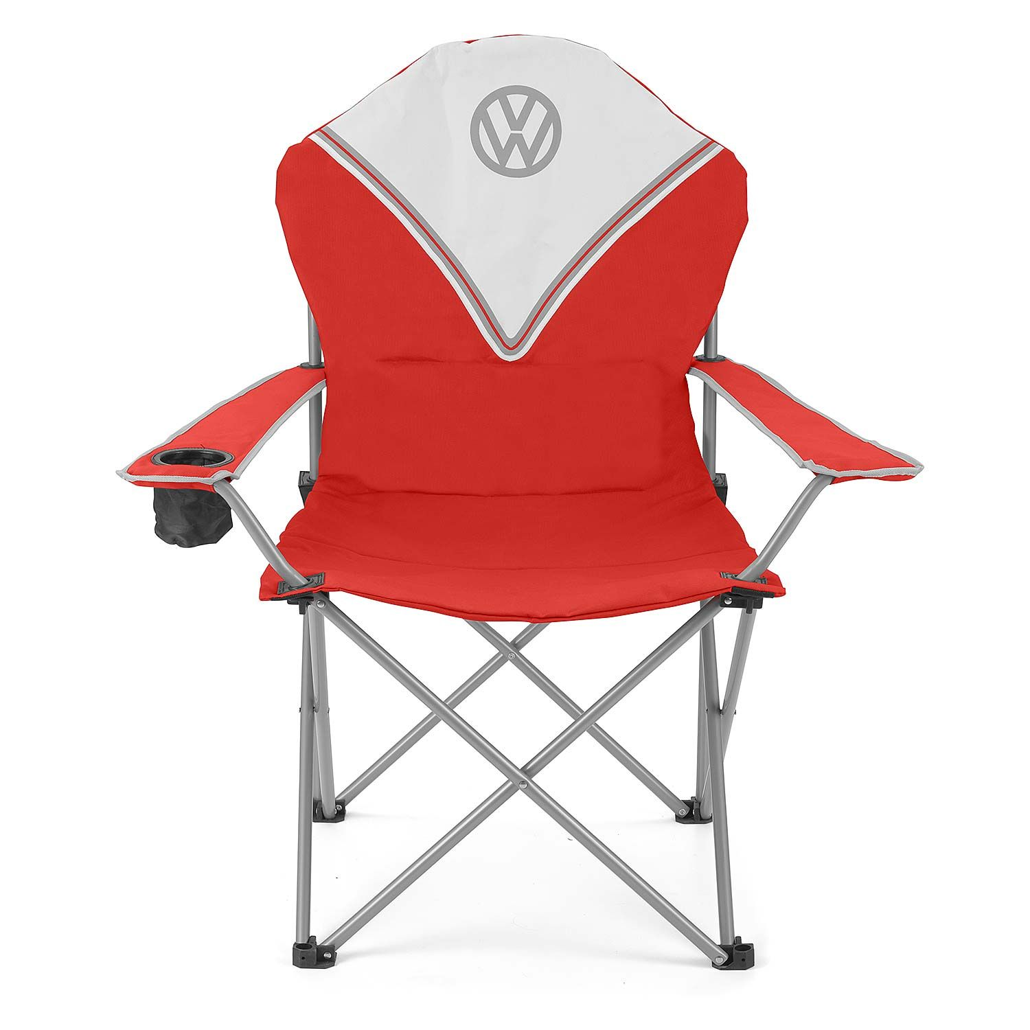 VW Deluxe Padded Red Chair