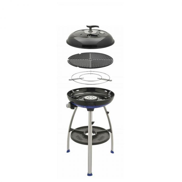Cadac Black Carri Cheff 2 BBQ with Dome Lid