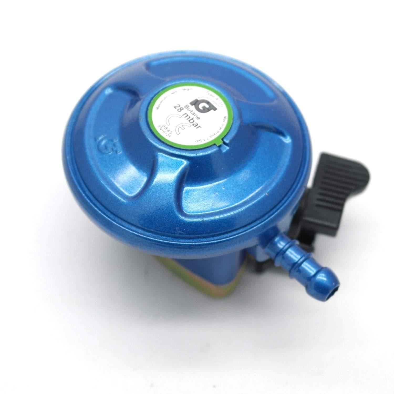 21mm Clip On Butane Regulator