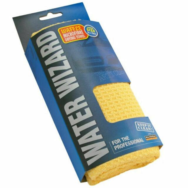 Water Wizard Microfibre Cloth