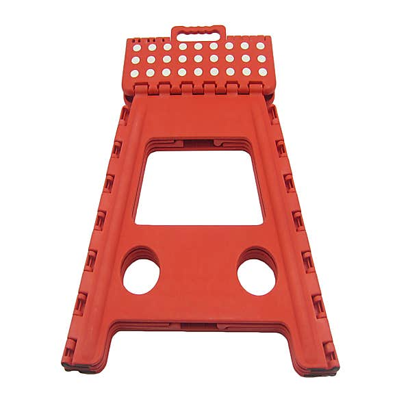 Large Step Stool (Red)