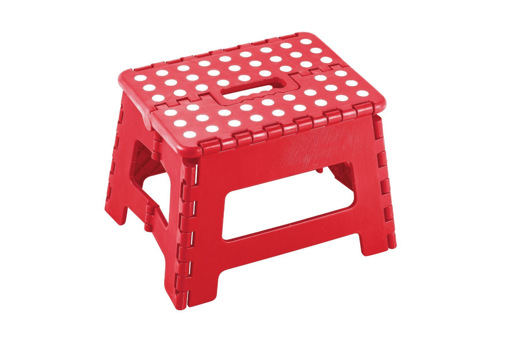 Small Step Stool (Red)