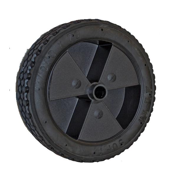 "Alko 10"" Soft Wheel"