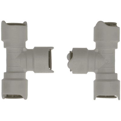 12MM Equal Tee Connector