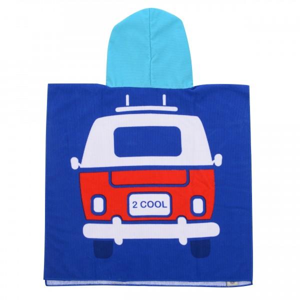VW Kids Towel Poncho