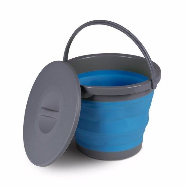 Kampa Collapsible 5L Bucket w/ Lid