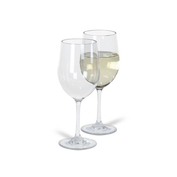 Kampa Noble Wine Glasses 350ml