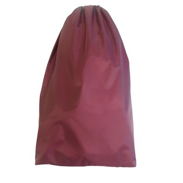 Wastemaster Bag: Burgundy