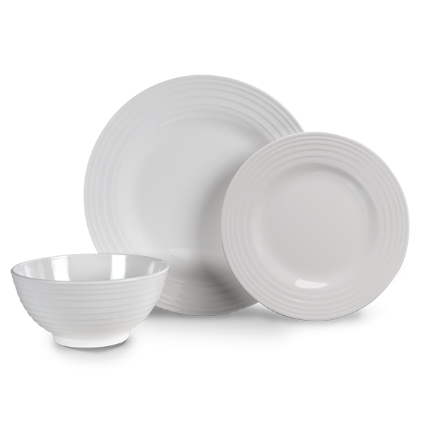 Kampa Blanco 12pc Dining Set