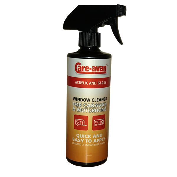 Care-avan Acrylic & Glass Cleaner
