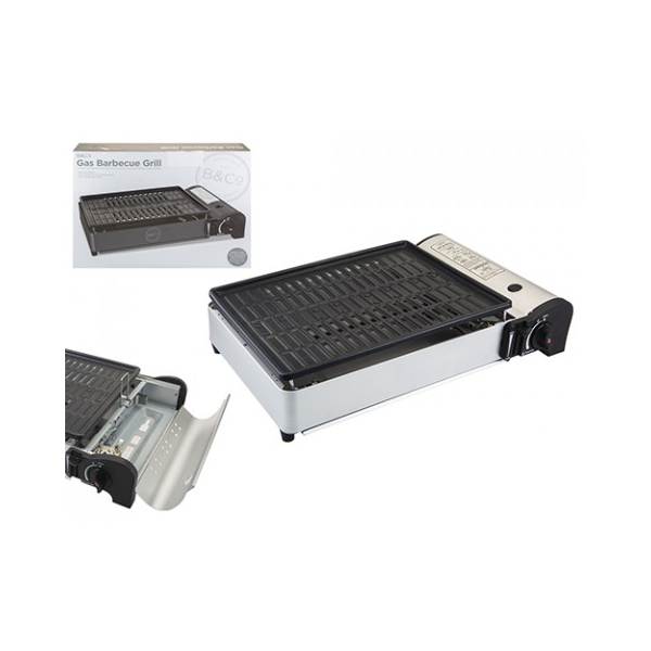 B&CO Family Gas BBQ Grill