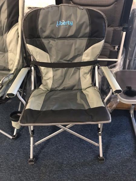 Liberty Folding Chair (Grey)