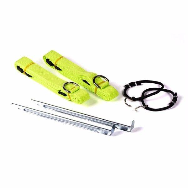 Kampa Storm Tie Down Kit (Green)