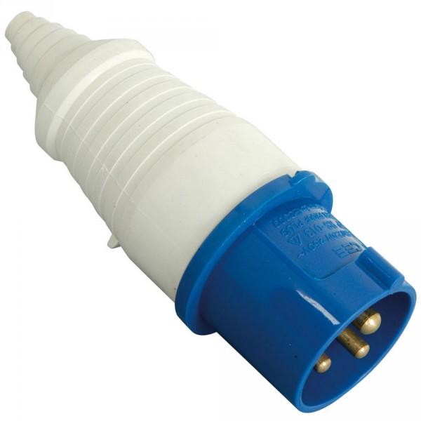 16 Amp Mains Site Plug