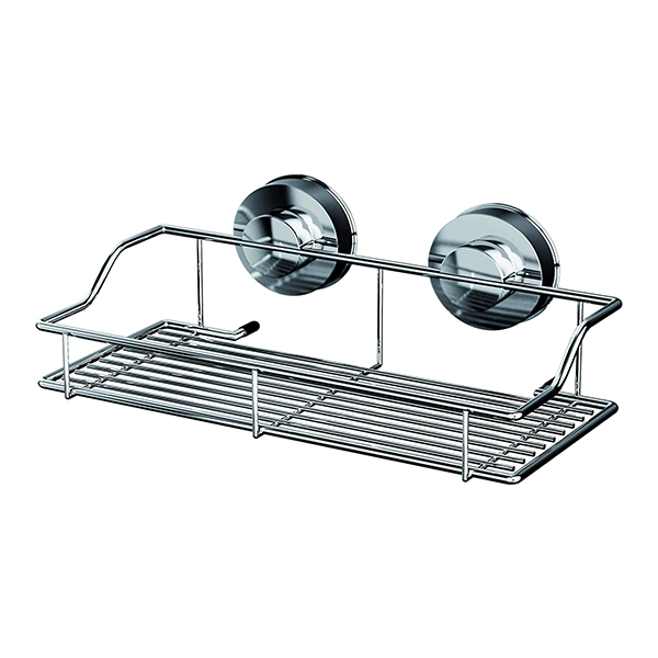 Quick Lock Suction Wire Rack Small