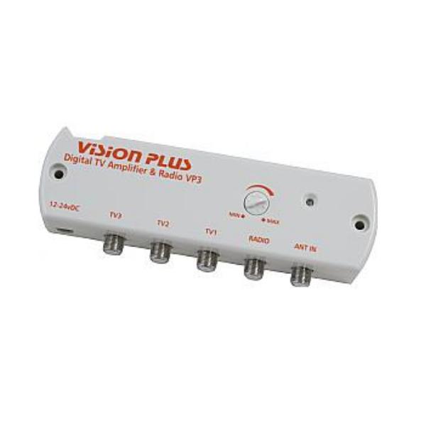 Digital TV & Radio Amplifier VP3